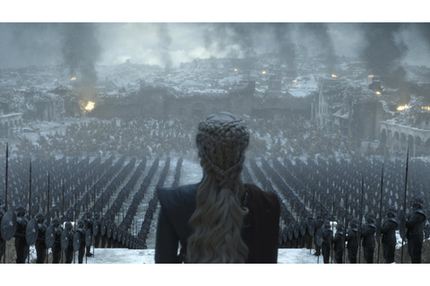 HBO releases official images from Game of Thrones' series ...