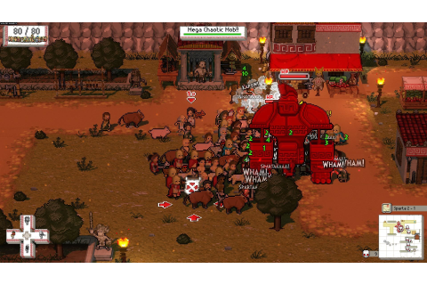 Okhlos - screenshots gallery - screenshot 9/16 ...