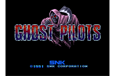 Ghost Pilots - Videogame by SNK