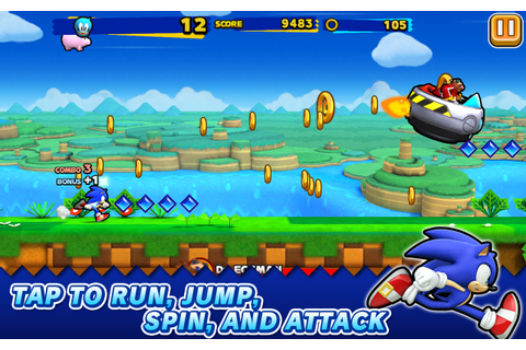 (Update: out now) Sonic Runners will dash its way to all ...