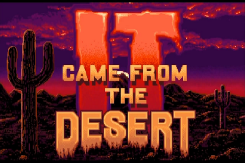 It Came From The Desert Download Game | GameFabrique