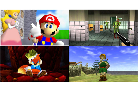 The 10 Best Nintendo 64 Games Of All Time (According To ...