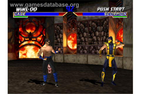 Mortal Kombat 4 - Sony Playstation - Games Database