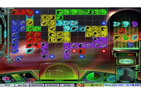 Hoyle Puzzle Games 2005 - Star Collector - YouTube
