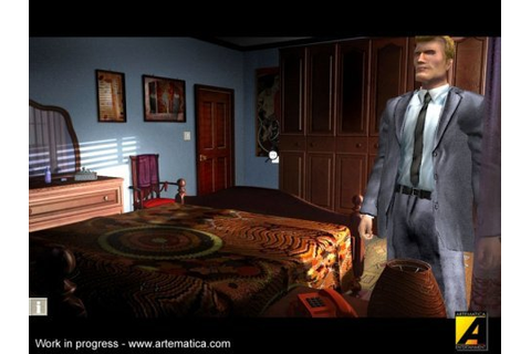 Martin Mystère: Operation Dorian Gray (2005) - Game ...