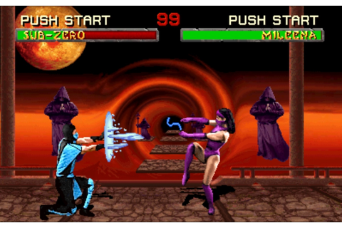 Mortal Kombat code: Player unlocks secret menu in arcade ...