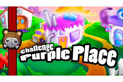 PURBLE PLACE 3CHALLENGE GAMES FOR KIDS(NEW GAMES FOR KIDS ...
