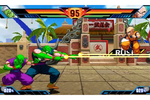 Dragonball Z: Extreme Butoden Review (3DS) - Rice Digital ...