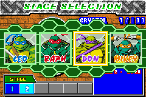 Teenage Mutant Ninja Turtles 2: Battle Nexus Download Game ...