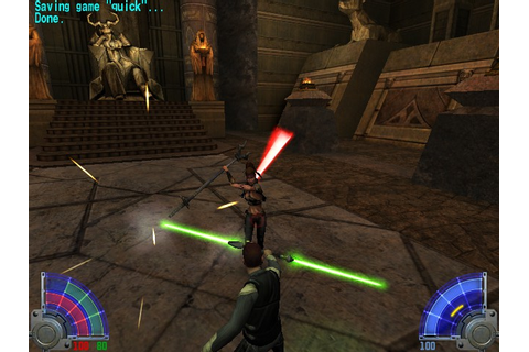 Star Wars: Jedi Knight: Jedi Academy (PC) | The Pop ...