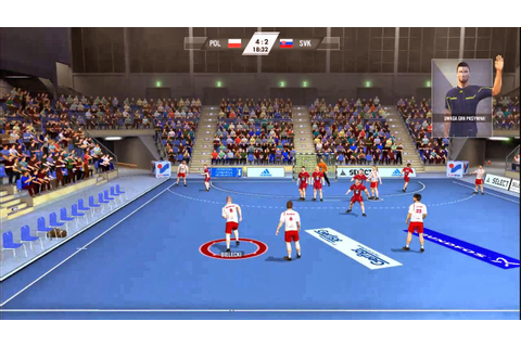Dream Games: IHF Handball Challenge 14