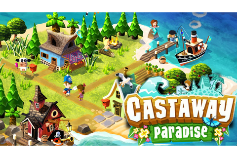 "Castaway Paradise ""Animal Crossing"" on iPad - Launched ..."