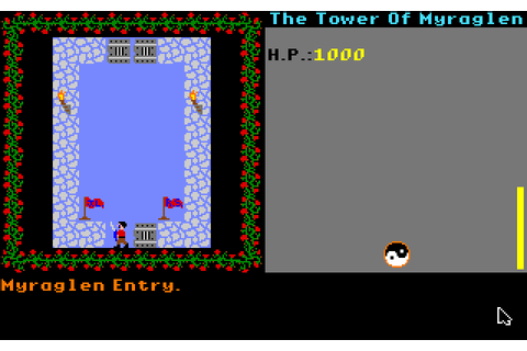 Download Tower of Myraglen (Apple IIgs) - My Abandonware