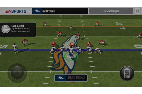 Madden NFL Mobile – Games for Android – Free download ...