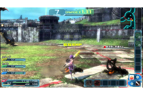 [PS Vita] Phantasy Star Nova - Gameplay Part 34 - YouTube