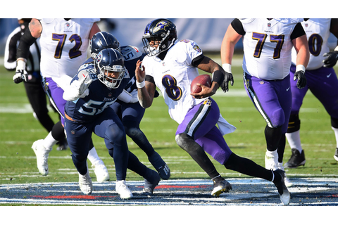 Lamar Jackson wins first playoff game as Ravens edge ...