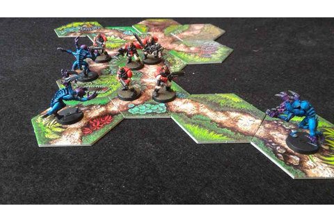 Game Review: Games Workshop's 'Lost Patrol' - GeekDad