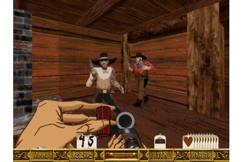 Outlaws (1997) - PC Review and Full Download | Old PC Gaming