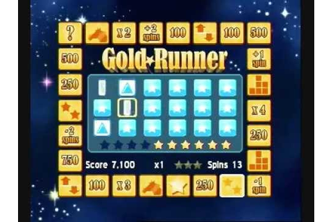 Gold Runner 2 Sky Gamestar Festive Freebies Day 1 - YouTube