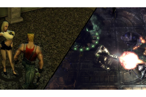 Duke Nukem: Manhattan Project and Alien Breed 3: Descent ...