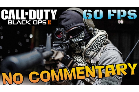 Call of Duty: BLACK OPS 2 - Full Game Walkthrough - YouTube