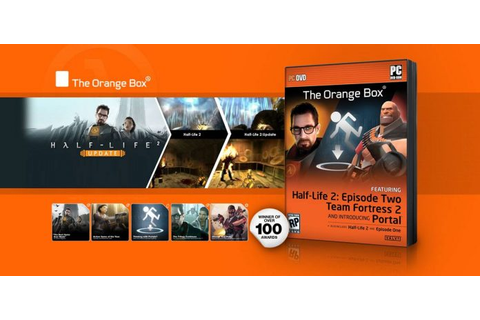 The Orange Box now available for Xbox One
