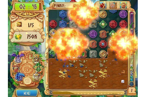 Spiel The Treasures of Montezuma 5 | Alawar