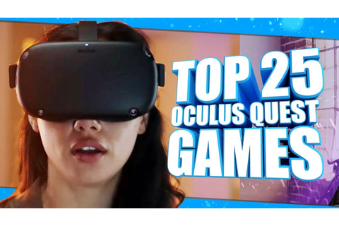25 Upcoming VR Games for the Oculus Quest - YouTube