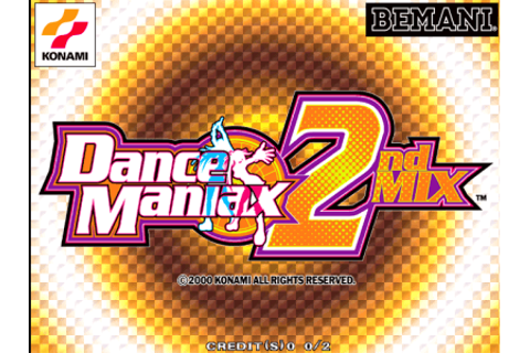 Dance Maniax 2nd Mix konami system 573 cd+cart. by Konami ...