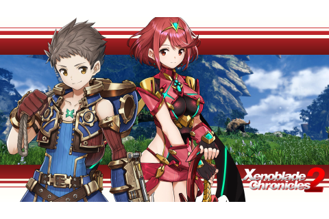 Future content Xenoblade Chronicles 2 - Nintendo Switch ...