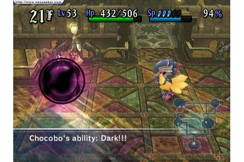 Final Fantasy Fables: Chocobo's Dungeon (Wii) Screenshots
