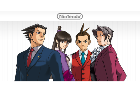 Phoenix Wright™: Ace Attorney TRIALS AND TRIBULATIONS ...