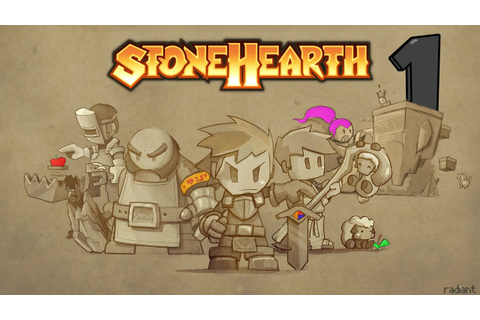 StoneHearth - Alpha 9 - Ep: 1 Brand New World!(1080p HD ...