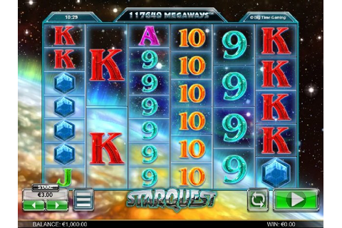 Play Star Quest Video Slot Free at Videoslots.com
