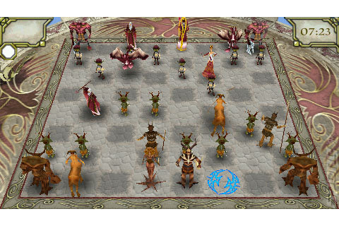 Screens: Online Chess Kingdoms - PSP (5 of 13)