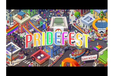 Pridefest (iOS/Android) Gameplay HD - YouTube