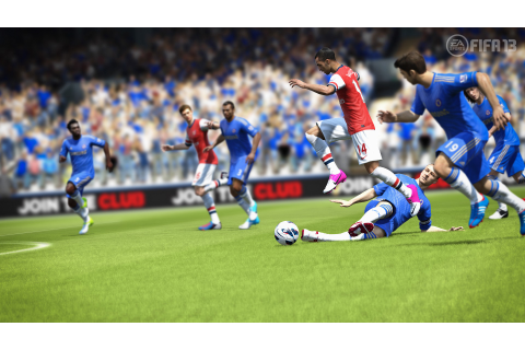 FIFA 13: First PC screenshots and Recommended ...