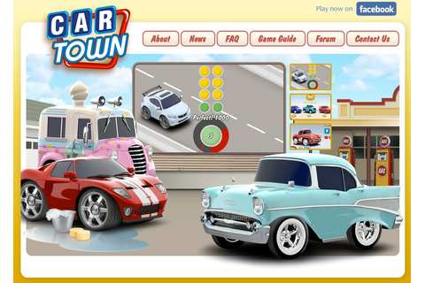 Car Town Social Media Game Brings IndyCar and Indy 500 to ...