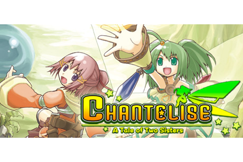 Chantelise - A Tale of Two Sisters on Steam