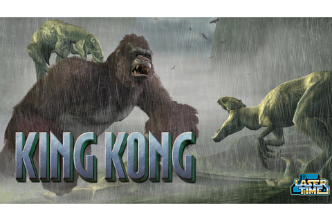 King Kong: The Game - YouTube