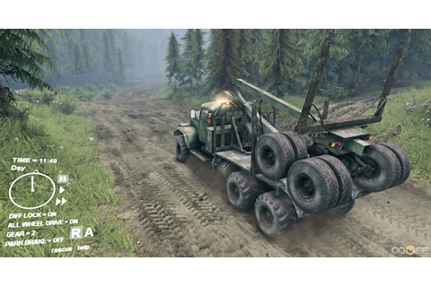 Spintires Free Full Game Download - Free PC Games Den