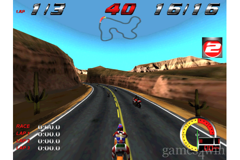 Redline Racer Free Download - Games4Win