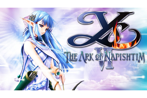 Ys VI: The Ark of Napishtim PC Gameplay [60FPS] - YouTube
