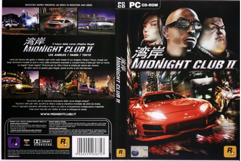 Download games for PC or tablet: Midnight Club 2 Game Free ...