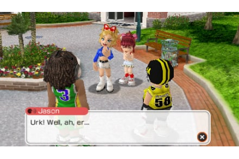 Everybody's Tennis (PlayStation Portable) Screenshots