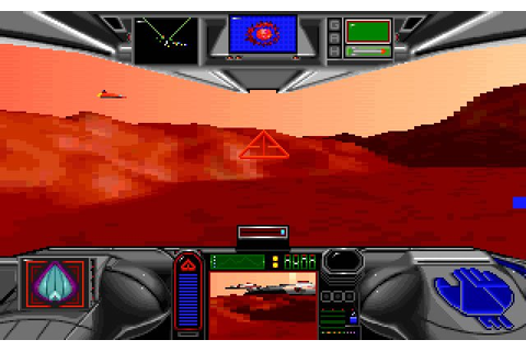 Download CyberRace racing for DOS (1993) - Abandonware DOS