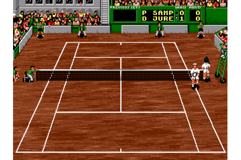 Pete Sampras Tennis 96 Download Game | GameFabrique