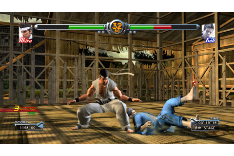 Download Virtua Fighter 5 Xbox 360 Iso free