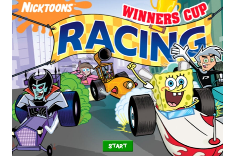 Nicktoons winners cup racing game download : websrealrre