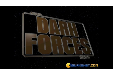 Star Wars: Dark Forces gameplay (PC Game, 1995) - YouTube